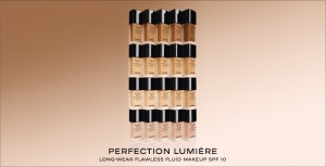Chanel Perfection Lumiere Foundation Shades