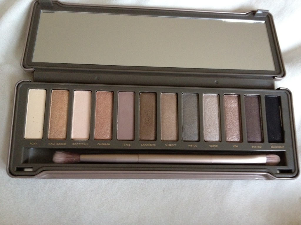 Urban Decay Naked 2 colours