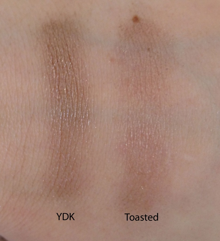 YDK Comparison with Toasted