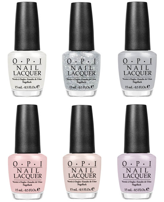OPI New York Ballet Collection