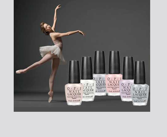 Opi New York City Ballet