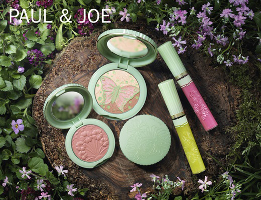 Paul &amp; Joe Summer 2012 Makeup Collection