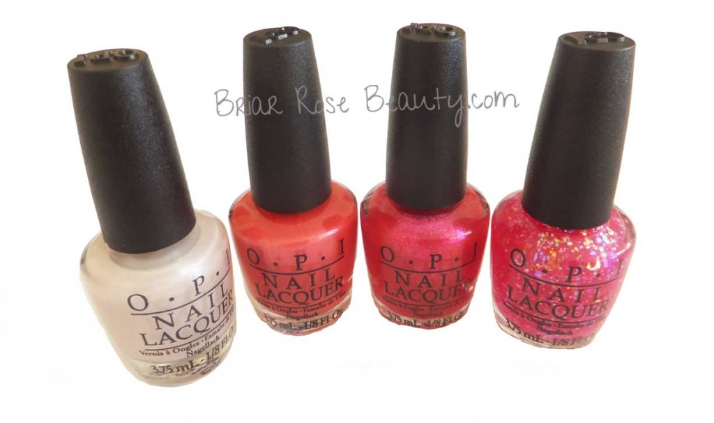 Opi Nice Stems Mini Nail Polishes