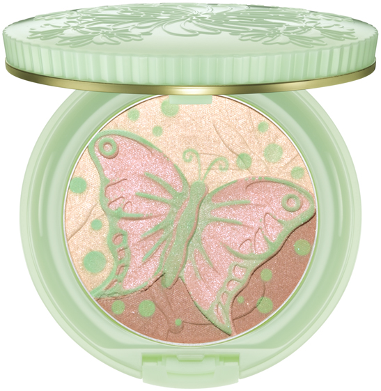Paul &amp; Joe Butterfly Summer 2012 Press Powder