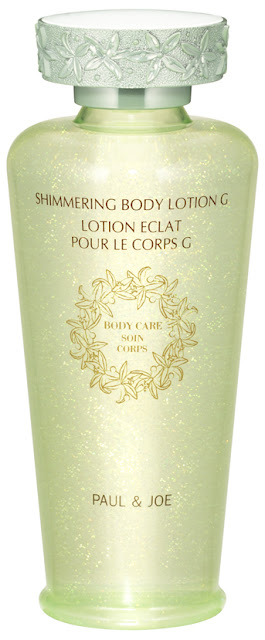 Paul & Joe Body Shimmer Summer 2012