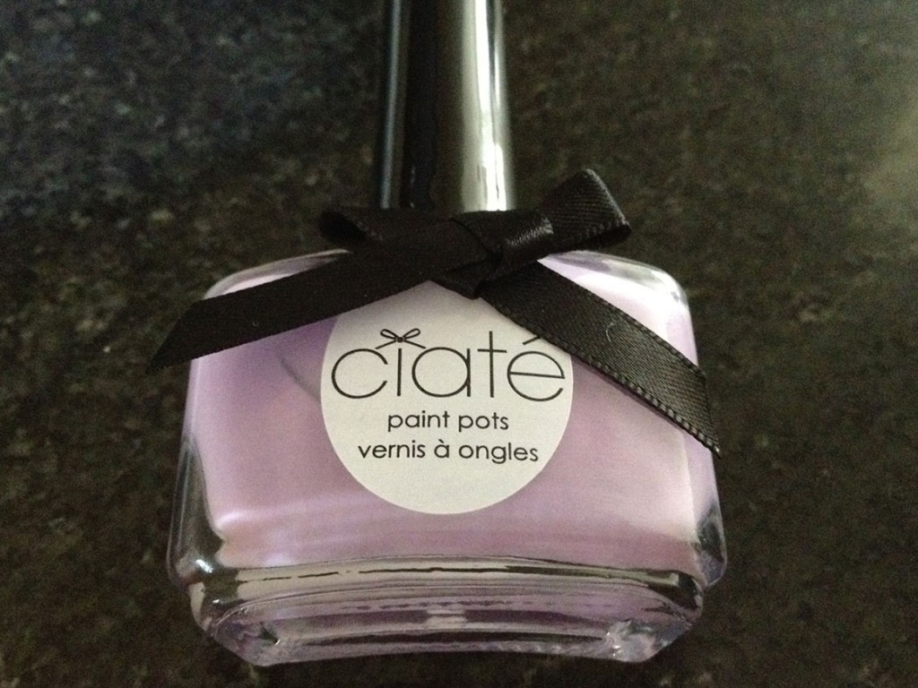 Ciate Purple Sherbet Nail Polsih