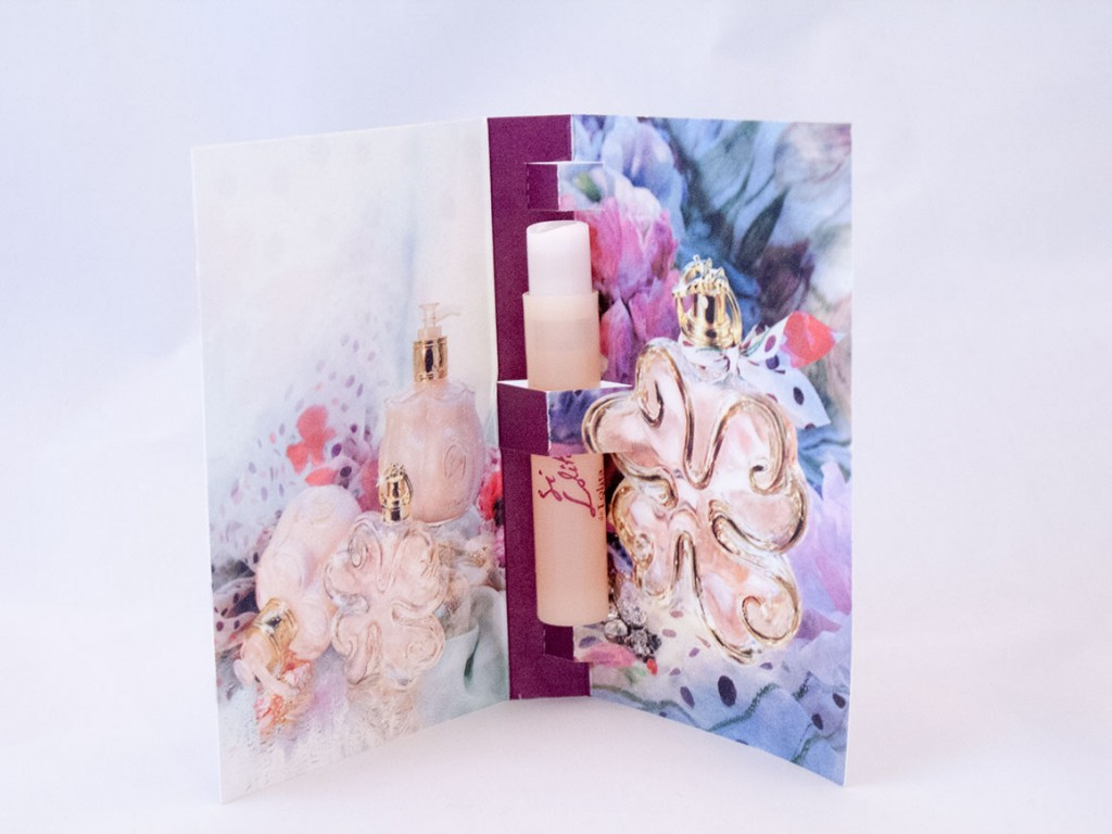 Si Lolita Perfume Sample