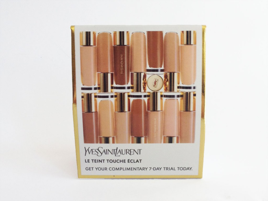 ysl touche eclat foundation