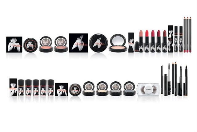 MAC Marilyn Monroe Collection 2012